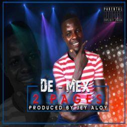 De-Mex -Pages-mp3 cover