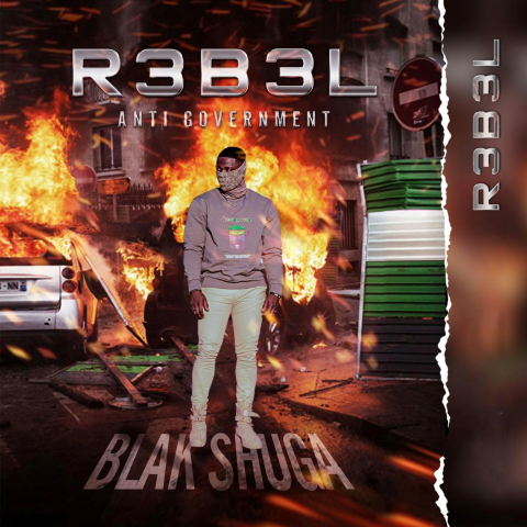 R3B3L Anti Government [EP] cover